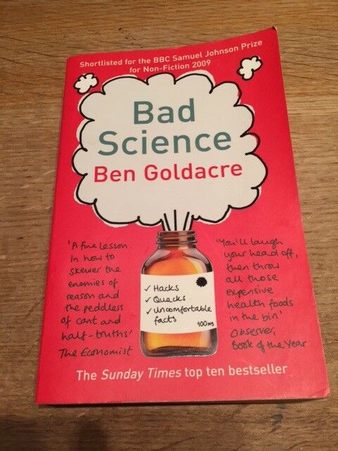 Bad Science by Ben Goldacre (Paperback, 2009)