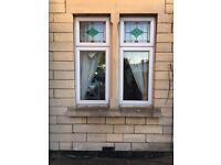 bath stone and mullion window sets