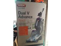 Brand new boxed and sealed - VAX DUAL V ADVANCE REACH carpet cleaner