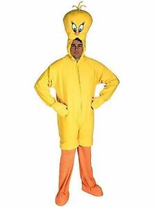 Tweety Pie Adult Costume HIRE Adelaide Glandore Marion Area Preview
