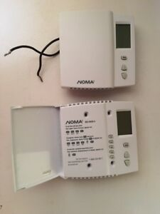 programmable thermostats (7 day)