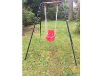 Toddler swing for toddler - 2 year old