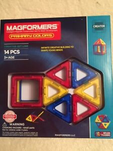Magformers-New sealed in Box