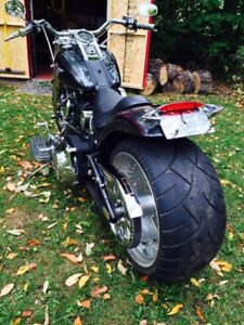 Sweet custom Harley fat boy Trades?
