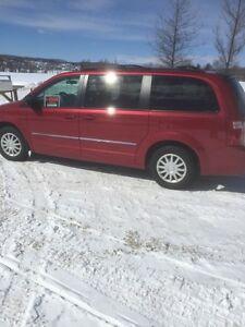 2008 Dodge Caravan sxt Fourgonnette, fourgon