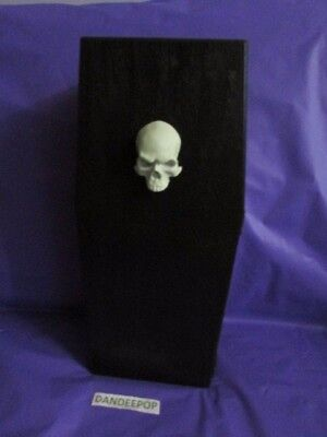 Take One Halloween (Take One Electronic Battery Operated Coffin Halloween Display Collectible 14