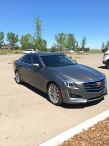 2016 CADILLAC CTS AWD LUXURY 3.6L - LOW KM - MOVING NEED GONE