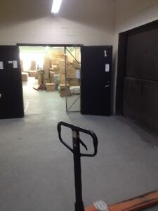 GREAT Warehouse  Space * AVAILABLE  -MAY 2018