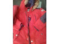 Next red coat 2-3 years