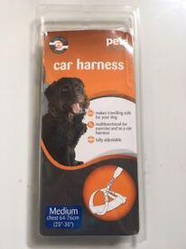 Pets at Home dog car harness