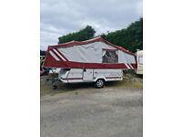 Trailer tent / camper
