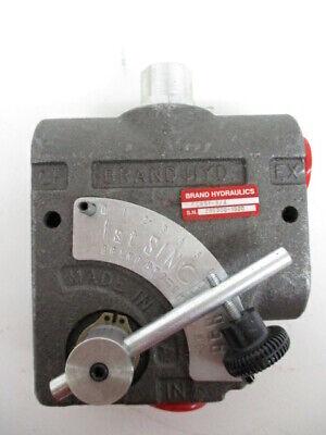 Brand Hydraulics Flow Control Fcr51-34