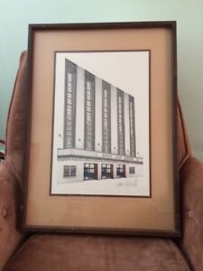 Maple Leaf Gardens Limited Edition print