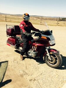 Gold Wing Honda for sale!