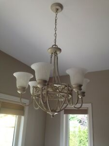 Beautiful Dining Room Chandelier