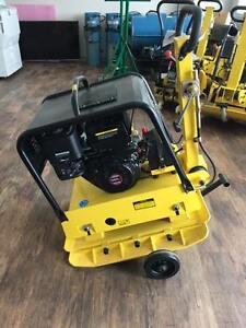 Loncin MS330E Reversible Plate Compactor/Tamper | 550lbs | 13HP