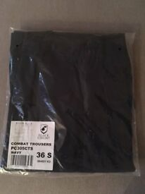 BRAND NEW - Mens Combat Cargo Trousers (W36, L29).