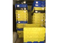 Heavy Duty Plastic Storage Boxes / Containers