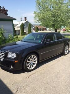 2008 Chrysler 300-Series SRT 8 Sedan