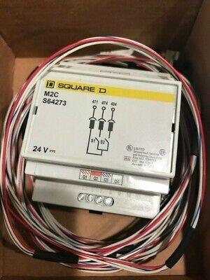 Square D S64273 Mc2 Programmable Module Circuit Breaker  Brand New