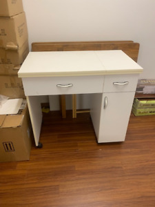 Sewing Machine Cabinet - used with Kenmore