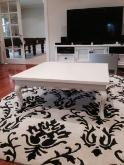 White Coffee Table Castle Hill The Hills District Preview