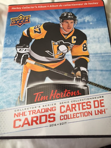 Complete Tim Hortons set with all Inserts