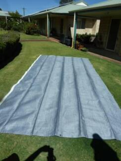 Sunbuster Solar Shade Wall