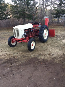 Tractor and Snowblower for sale