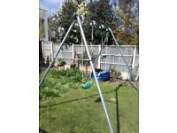 TP Double Garden Swing