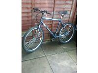 """mans mountain bike 20"""" frame APOLLO OUTRIDER 26"""" wheels"""