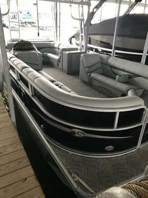 PRICE REDUCED - TriToon Boat - 2008 25′ South Bay 725CR
