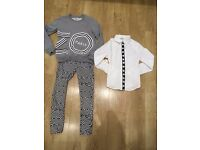 Girls Kenzo Age 10 Gorgeous 3 piece outfit