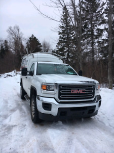 2015 GMC Sierra HD 2500 4x4