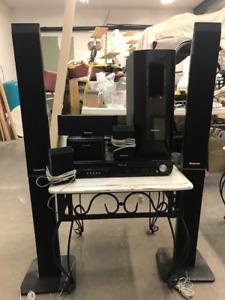 Panasonic DVD Home Theatre System SA-PT950