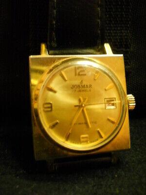 orologio da polso Josmar