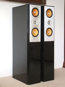 SPEAKER  floor standing  COLUMN  hi-fi home theatre Rhodes Canada Bay Area Preview