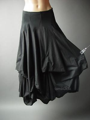 Victorian Goth Steampunk Wiccan Gypsy Bustle Long 236 mv Skirt S M L 1XL 2XL 3XL (Steampunk Skirts)