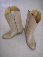 DOUBLE H Cowboy boots Size 8D LIKE BRAND NEW!