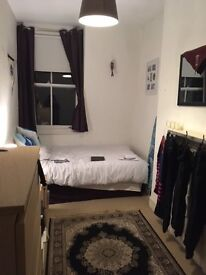 Gorgeous double in friendly leafy West Hampstead AVAILABLE 20th December