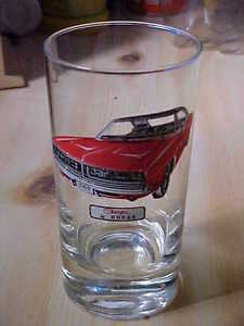 1969 Dodge Charger drinking glass Cornwall Ontario image 4