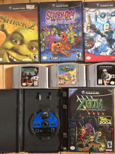 GameCube and N64 games for trade
