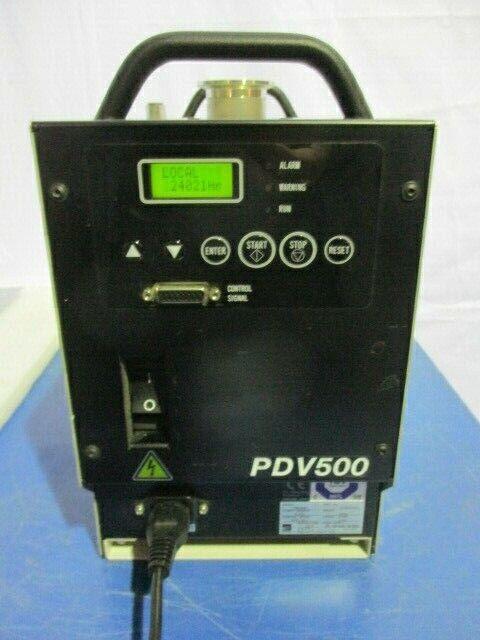 Ebara PDV500 Dry Vacuum Pump, DPB00759, 453645