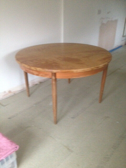 Circle Coffee Table With Seats.Dining Table G Plan 4ft Circular Extending To Oval Seats 6 In Dereham Norfolk Gumtree