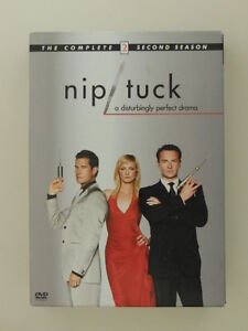 Nip / Tuck: The Complete Second Season DVD (6-Disc Set)
