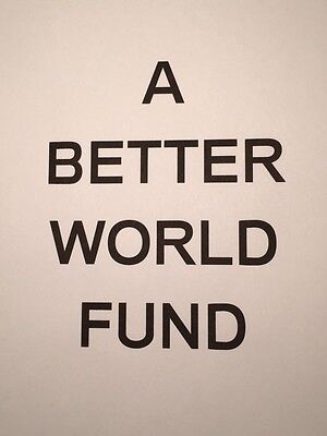 A Better World Fund
