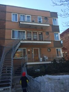 3 1/2 located in the heart of the Plateau on St. Denis