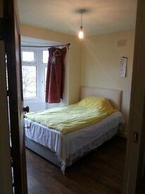 Double room for single person in friendly, respectful, international house - £550 incl. 07765695680