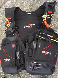 Scuba Buoyancy Control Device ( BCD )