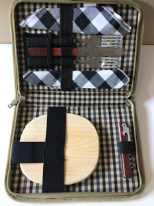 Wine & Cheese Picnic Travel Set